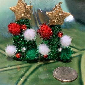 💥4/$10💥 Novelty Christmas Holiday Earrings